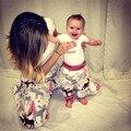 Новорожденный Младенец Дети Мальчик Девочка Животных Нижняя Гарем PP Брюки Леггинсы Брюки