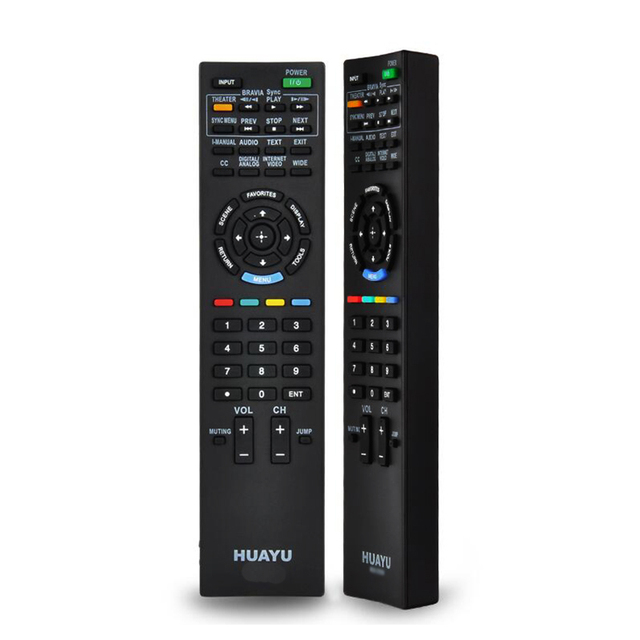 replace new 3d hdtv led lcd tv remote control for sony supplied with rh aliexpress com Sony BRAVIA 55-Inch Sony 55 4K TV