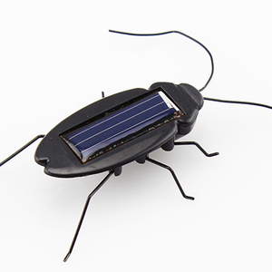 Solar Power Energy Cockroach 6
