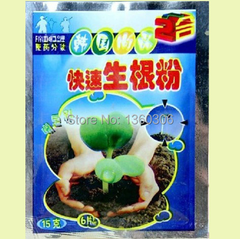 Fertilizers Rooting powder Transplantation of potted flowers fast rooting powder preparation to improve survival rate