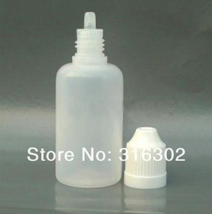Высокое качество 10 мл прозрачные ПЭТ флакон-капельница бутылки 1/3OZ Пластик пластиковый флакон-капельница 10CC глазные капли бутылка
