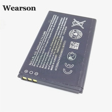 Wearson BL-4UL Battery For Nokia LUMIA RM-1011 225 Battery 2400mAh Free Shipping With Tracking Number