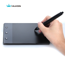 Big discount HUION H420 4 Inches Painting Tablet NEW Digital Tablets Professional Signature Tablet USB Graphics Drawing Tablets