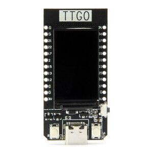 Image 2 - LILYGO®TTGO T תצוגת ESP32 WiFi ו bluetooth מודול פיתוח לוח 1.14 אינץ LCD בקרת לוח