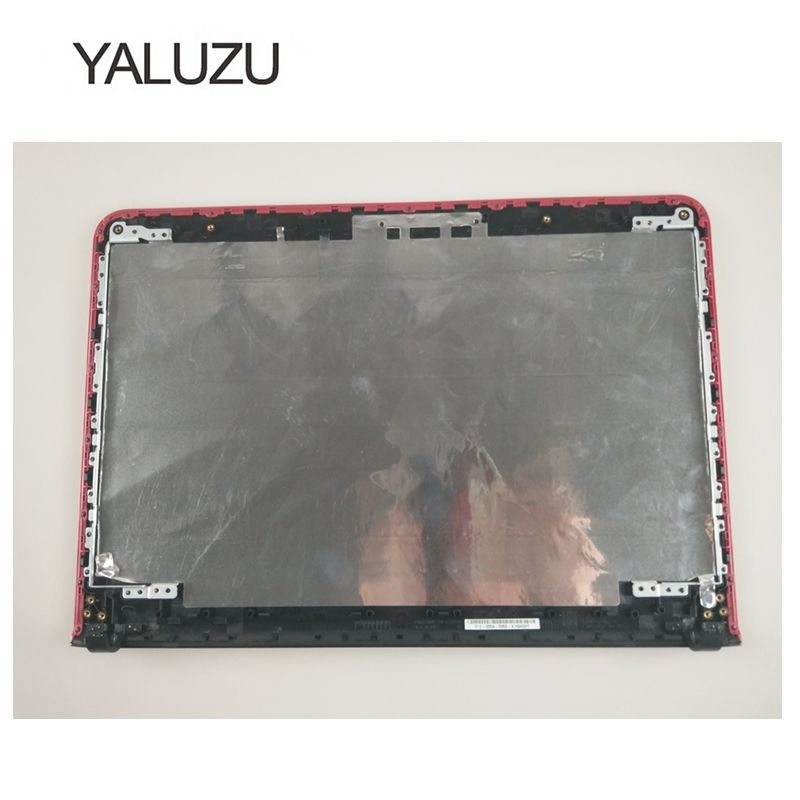 YALUZU NEW Laptop Top LCD Back Cover case for SONY vaio SVE14A BLACK 012-000A-8952 ...