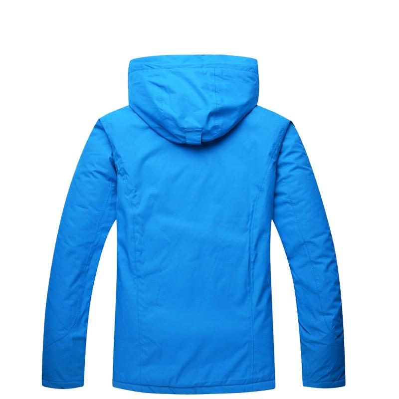 Men Ski Suit Mens Windproof Waterproof Outdoor Wear Camping Riding Skiing Snowboard Super Warm Jacket+Pants Set