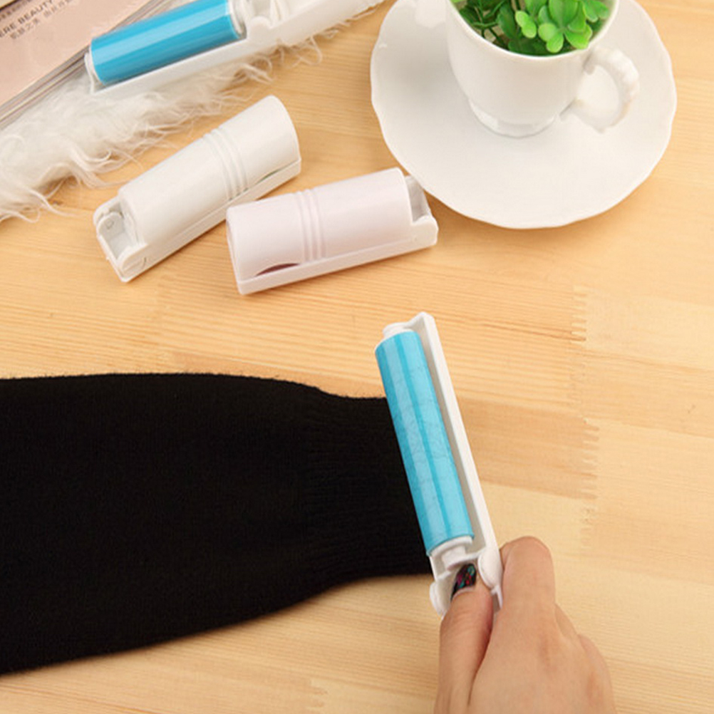 1 PCS Washable Clothing dust brush cleaning sweater sticky hair remover brush Carpet Bed Sheet Dust Removal Brush