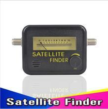 Nueva! caliente venta de satélite Digital buscador de medidor FTA LNB DIRECTV Signal Pointer SATV receptor de TV por satélite herramienta para SatLink sáb plato