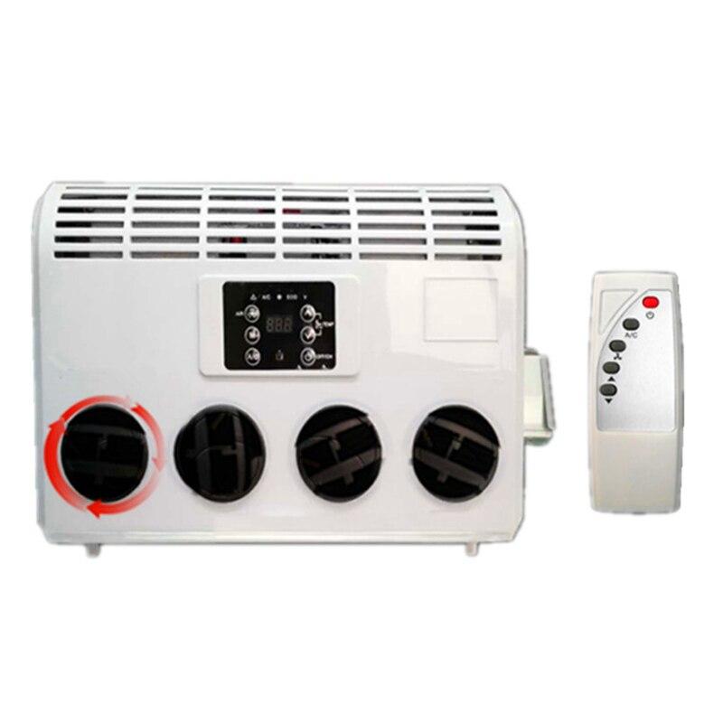 Climatiseur automatique de camion électrique de la climatisation 12V 24V pour la voiture