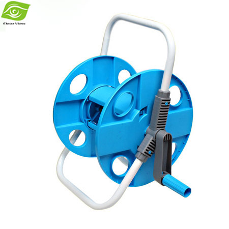 hot selling magic hose reels empty water pipe storage holder save space prevent twisting garden hose