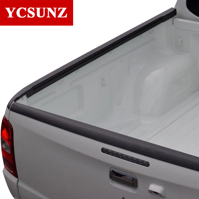 Us 111 33 35 Off Over Rail Load Bed Liner For Ford Ranger T6 T7 2012 2019 Nissan Navara Frontier Np300 2015 2019 Vw Amarok 2009 2018 Double Cabin In