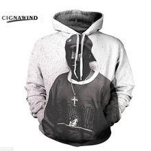 Nueva moda 3D estampado Tupac Hoodie hombres mujeres sudadera Hip Hop  hoodies de manga larga pulóver Casual streetwear chándal t. 6b99f59bfd3
