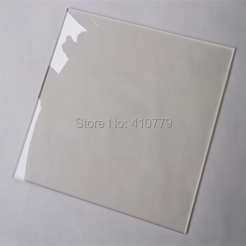 Acrylic Clear Sheets 600x600x6mm Small Plastic Picture