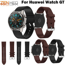 22mm Watch Strap for Huawei GT Classic leather Bands For huawei Honor Magic Bracelet Replacement strap belt
