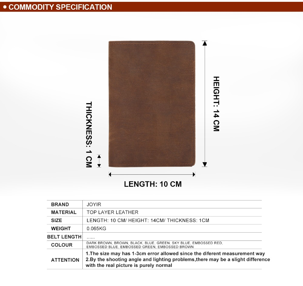 K018-- Luxury Genuine Leather Passport Holder Wallet_01 (3)