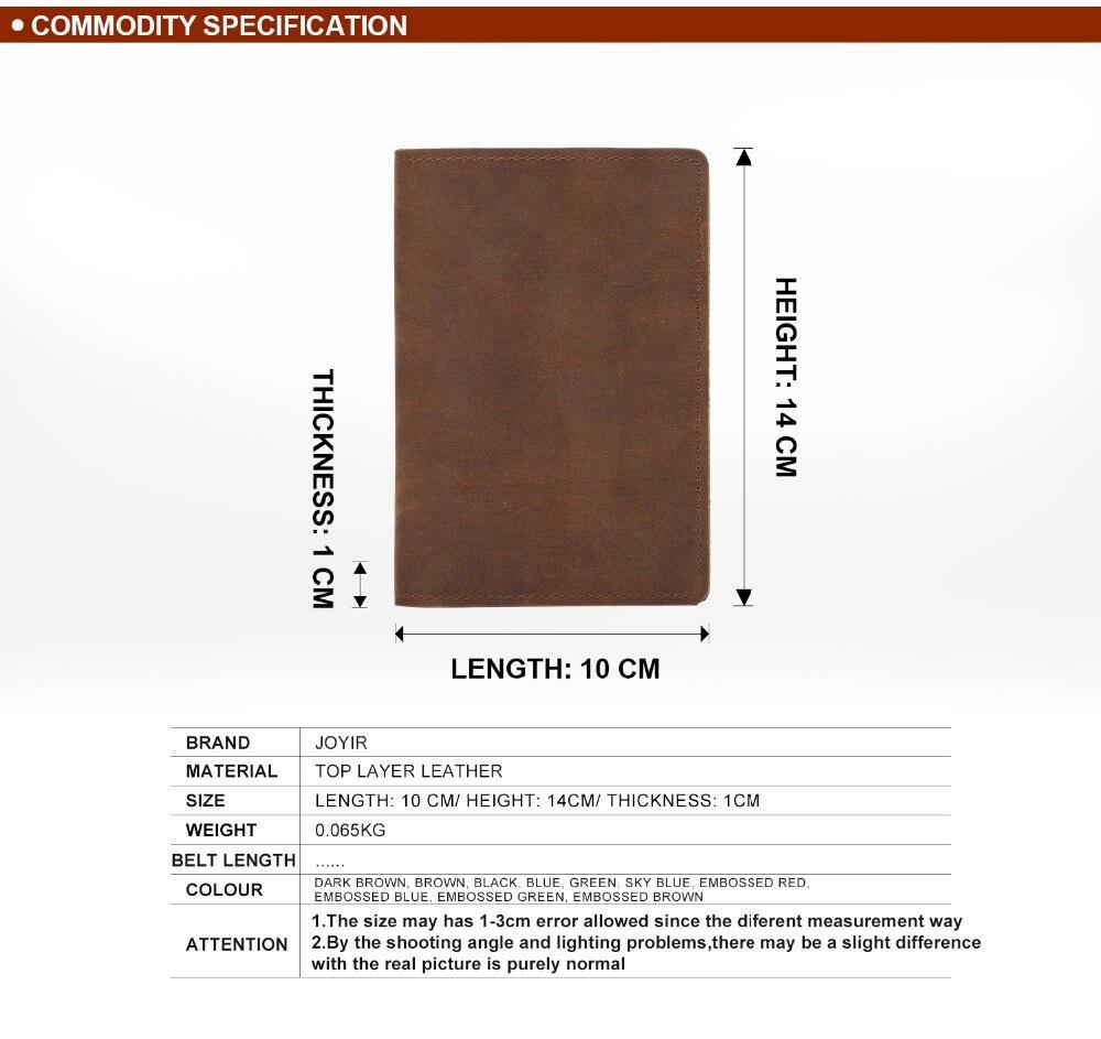 K018-- Luxury Genuine Leather Passport Holder Wallet_01 (3)