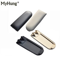 Myhung Leather Car Center Console Armrest Cover Lid For Volkswagen VW JETTA GOLF MK4 BORA BEETLE