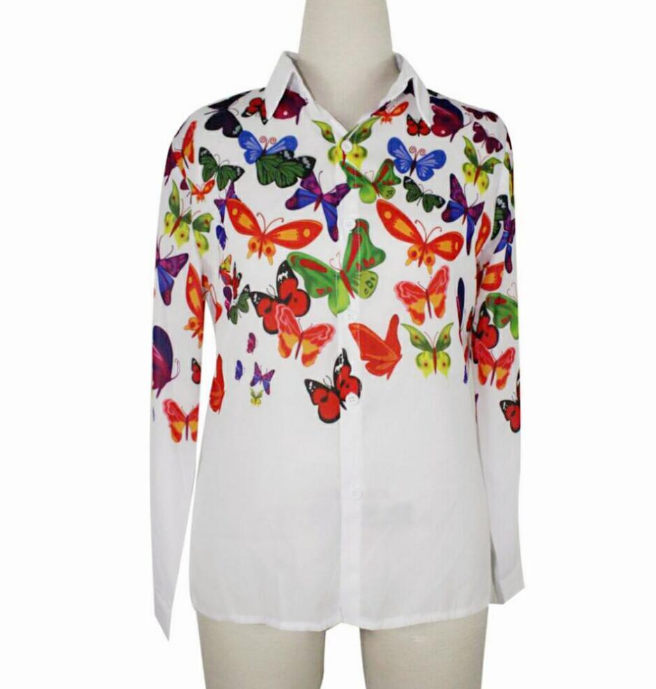 HTB11N60QVXXXXcKaXXXq6xXFXXX8 - White Shirt Elegant Floral/Butterfly Long Sleeve Blouses Female
