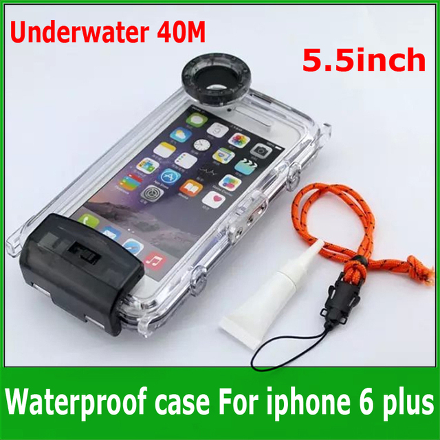 carcasa buceo iphone
