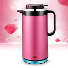VOSOCO Electric kettle Heating Hot Thermal insulation electric kettle Quick Heating 1000W 2L Prevent dry burning kettle thermos