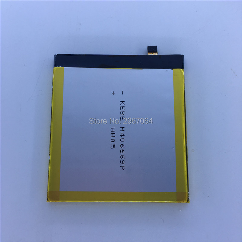 Mobile phone battery BLUBOO S1 battery 2600mAh 5.5inch MTK6757 Long standby time High capacit BLUBOO Mobile Accessories