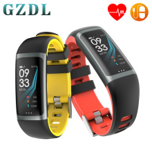 GZDL IP67 Waterproof Smart Bracelet Heart Rate Blood Pressure Fitness Wristband WT8330
