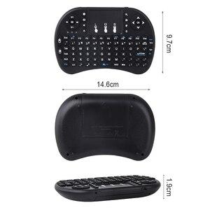 Image 3 - Touyinger لوحة مفاتيح صغيرة i8 ، ماوس هوائي ، لوحة لمس متعددة الوسائط ، محمولة ، لأجهزة عرض Android والتلفزيون الذكي