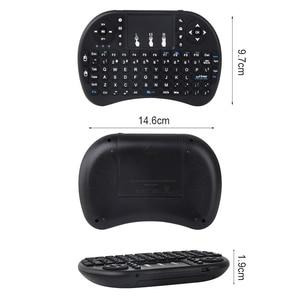 Image 3 - Touyinger nouvelle arrivée mini i8 clavier Air souris multi média à distance Touchpad tenu dans la main pour les projecteurs Android et Smart TV