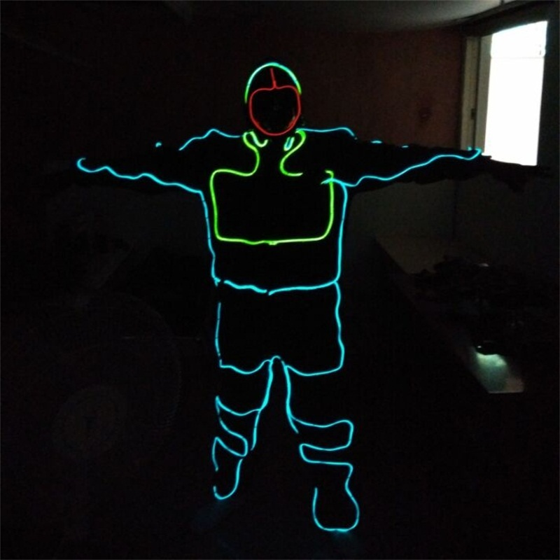 El Wire Costumes To Buy - Wiring DATA •