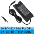 19.5V 4.62A 90W laptop AC power supply adapter charger for DELL AD-90195D PA-1900-01D3 DF266 M20 M60 M65 M70 7.4mm * 5.0mm