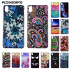 Luxury Color Painting Fundas Capa Cover Cool Gel Soft TPU Silicone Phone Case Cover Celular For Lenovo S850 S850t