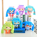 6 Styles 20CM Cartoon Anime Hatsune Miku Plush Doll Soft Stuffed Hatsune Miku Kagamine Toys For Children Christmas Gift