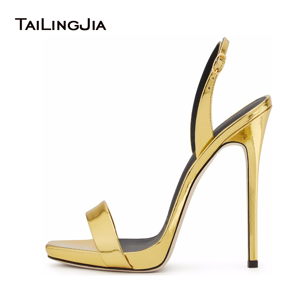 Aliexpress.com : Buy Black High Heels Sandals Women Brands ...