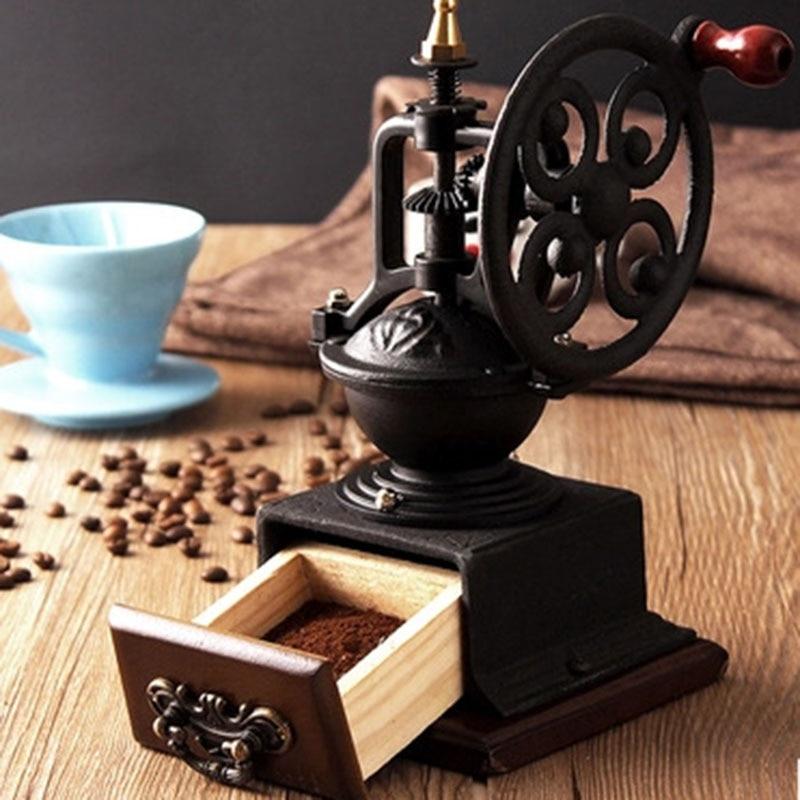 винтаж кофе-мельница купить на алиэкспресс