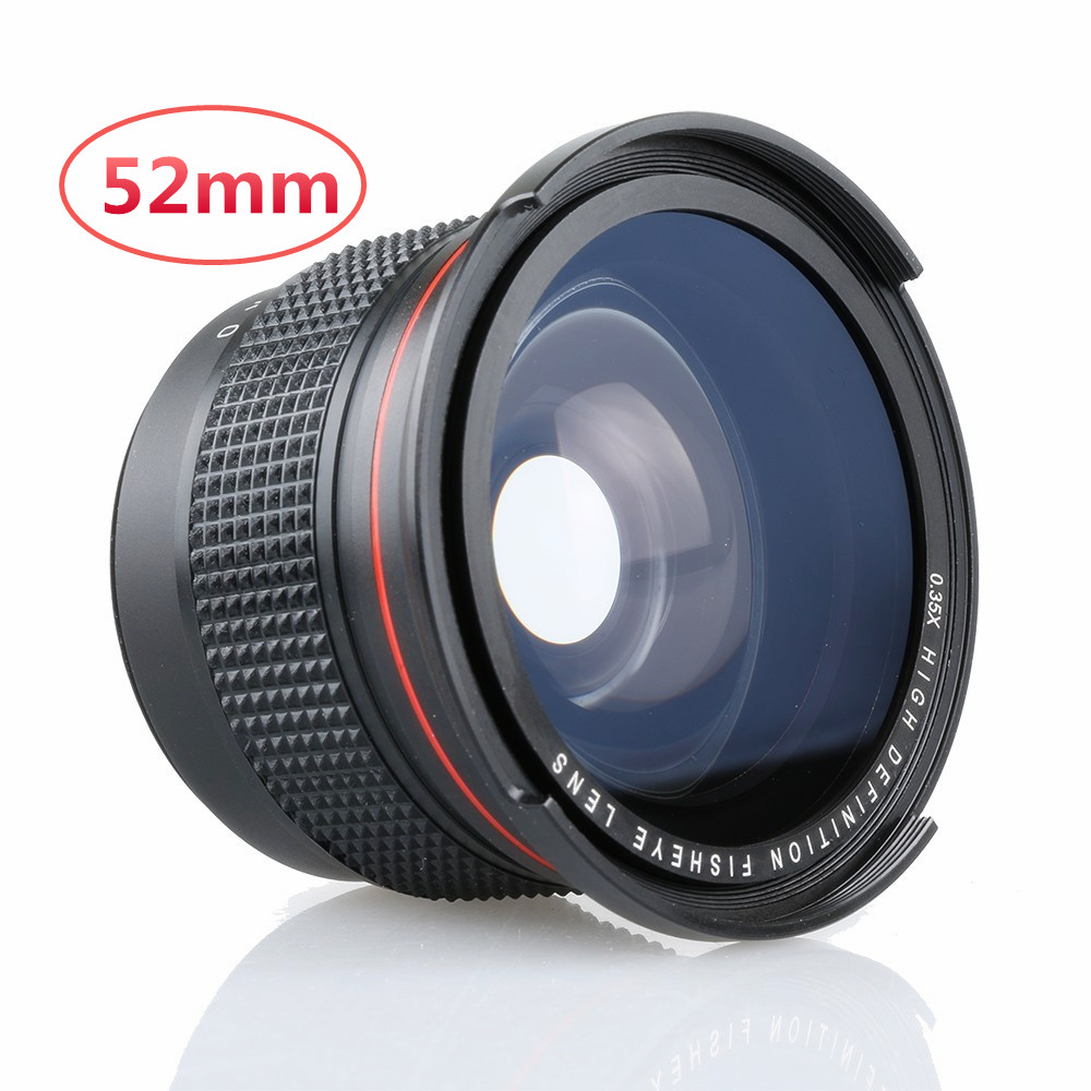 Only for Lenses with Filter Sizes of 40.5, 49, 55, 58 Or 62mm New 0.43x High Definition Wide Angle Conversion Lens for Sony Alpha a6300