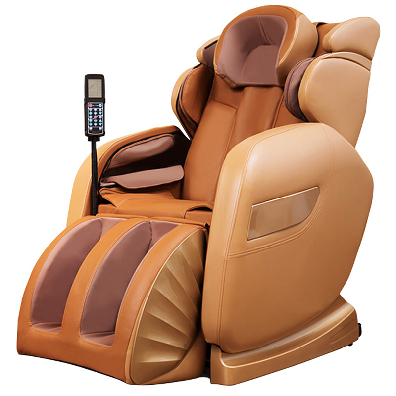 HFR-888-2G Healthforever Brand Kneading & Rolling Airbag Multi-function Electric Relax 4D Luxury Zero-gravity Massage Chair vibration massage chair household body luxury multi function intelligent electric zero gravity space cabin sofa