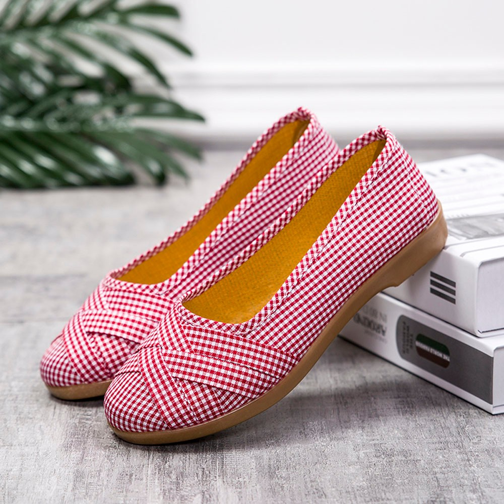 Fashion Women One-Legged Lazy strip cloth shoes lady cool spring and summer slip on canvas shoes sapatos femininos soft loafersFashion Women One-Legged Lazy strip cloth shoes lady cool spring and summer slip on canvas shoes sapatos femininos soft loafers
