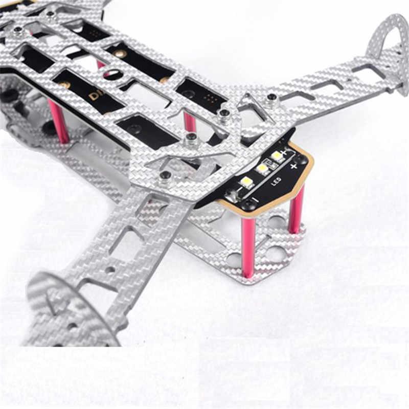 5 Set Diatone 3-4 S LED Decoratie Boord Strip Set Voor 250 Klasse Frame Voor RC Drones Quadcopter multirotor DIY Onderdelen Speelgoed