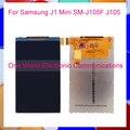 10 pçs/lote testado para samsung galaxy j1 mini sm-j105f j105 lcd reparação parte substituição da tela do monitor do painel de rastreamento no.