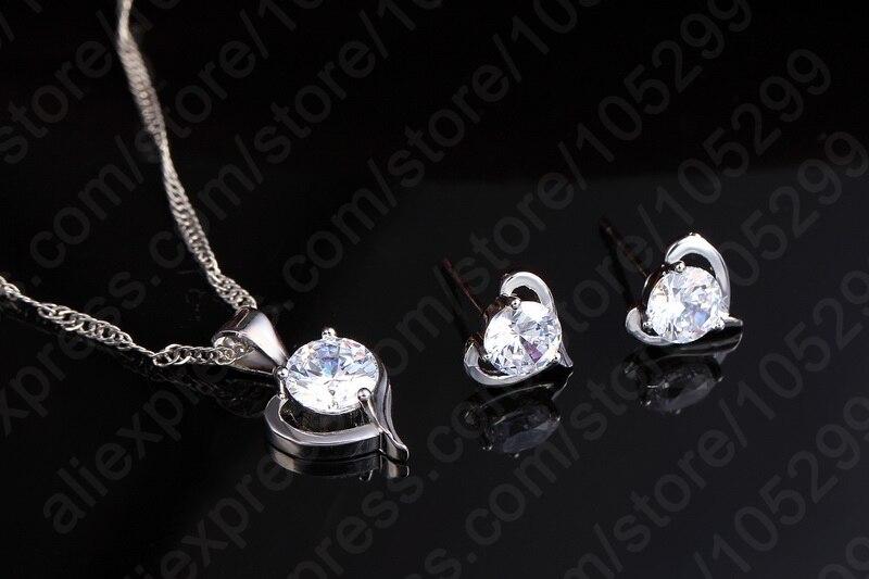 JEXXI-New-Silver-Plated-Cubic-Zirconial-Heart-Shape-Fine-Jewelry-Sets-for-Women-Wedding-Necklace-Earrings
