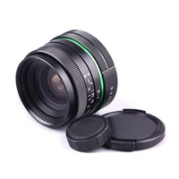 25mm F1 4 CCTV C Mount Lens For APS C Sensor Adapter For C M4 3