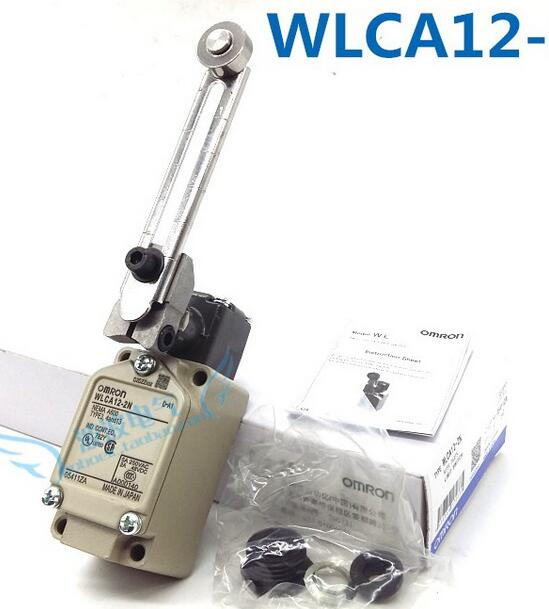 [VK] Travel switch  limit switches WLCA12-2N silver contact thickness aluminum High temperature resistant