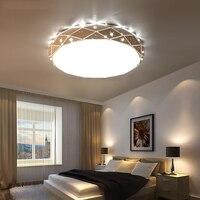 LED Ceiling Light For Living Dining Room AC85 265V Home Ceiling Decoration Lighting Fixtures Modern Led