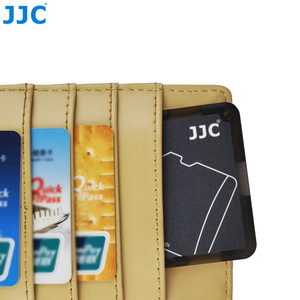 Image 5 - JJC Memory Card Case Holders Handle Storage Box Memory Card Wallet Credit Card Size for SD SDHC SDXC Micro SD MSD TF Cards