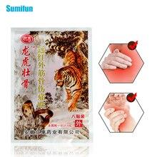 8Pcs Tiger Balm Plaster Muscular Pain Stiff Shoulder Patch Relief Spondylosis Health Care Product Far IR Treatment  C1582