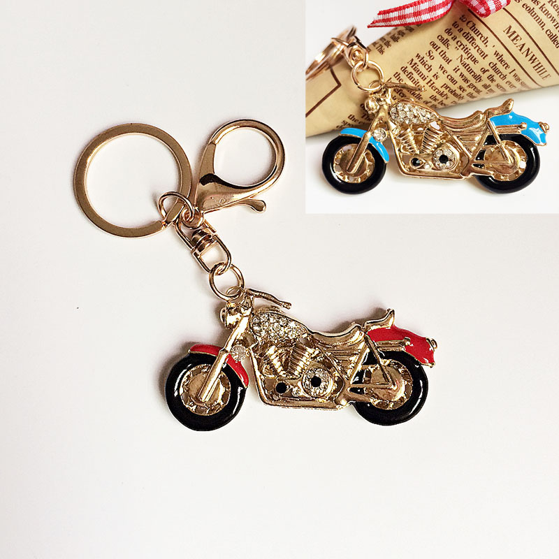 NEW Metal Motorcycle Key Ring Cool Key Keychains Gifts For Best Friend  Keychain For Women men Keychain Car Keychain On Bag-in Key Chains from  Jewelry ... f881dabc3a