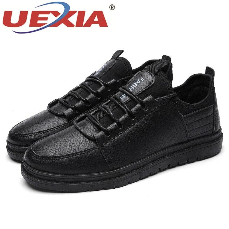 Mâle De Conception Casual brown Chaussures Cuir Hommes Main Sneakers Qualité Haute Black gray La À Uexia En Robe Mocassins Luxe x1qgw1vp