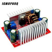 400W 15A DC-DC Мощность повышающий преобразователь модуль повышающего постоянного Питание модуль 8,5 V-50 V до 10 V-60 V светодиодный модуль-ускоритель