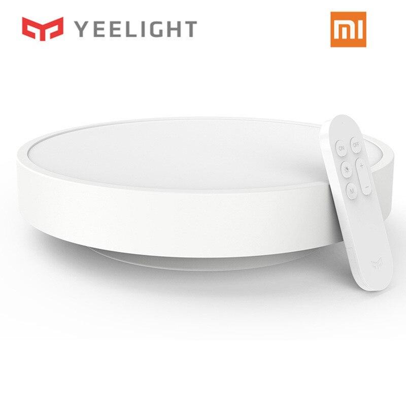 In Stock Original Xiaomi Yeelight Smart Ceiling Light Lamp Remote APP WIFI Bluetooth Control Smart LED Colorfull IP60 Dustproof