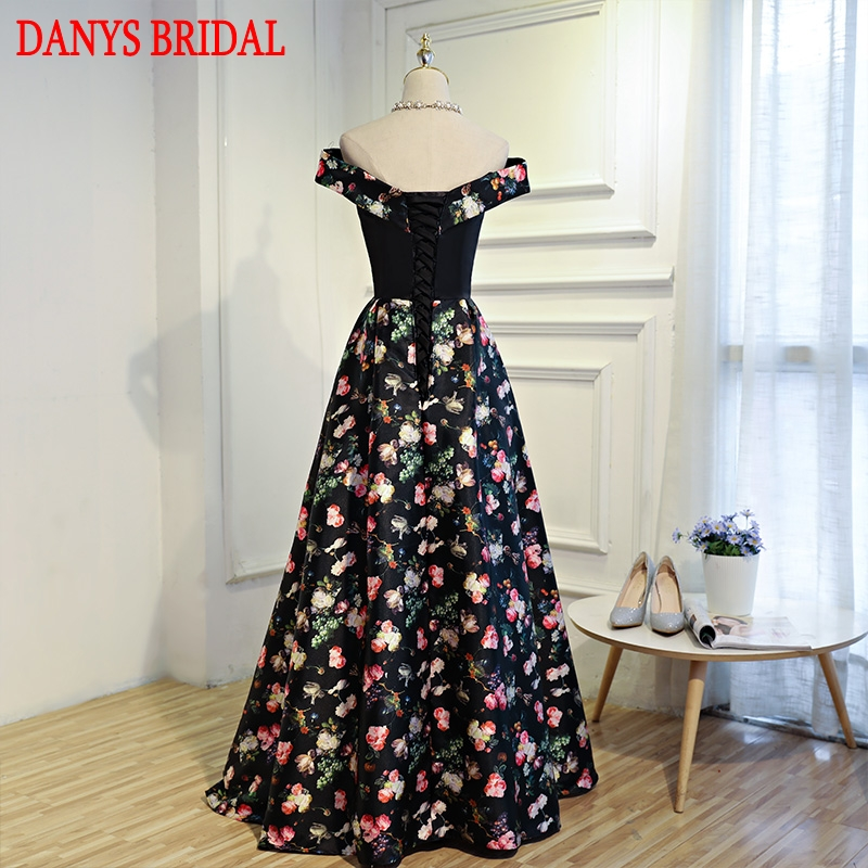 Floral Long Mother of the Bride Dresses Gowns for Weddings A Line ...